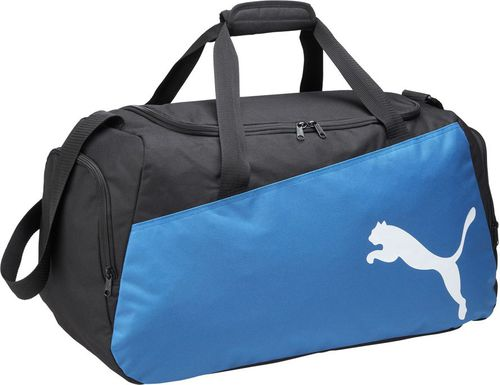 Puma Torba sportowa Pro Training Medium Bag niebieska (072938 03)