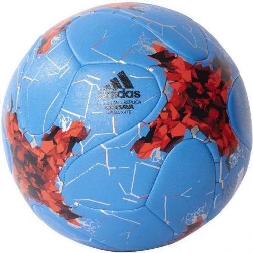 Adidas Piłka nożna CONFEDERATION KRASAVA PRAJA X-ITE  niebieska r. 5 (AZ3202)