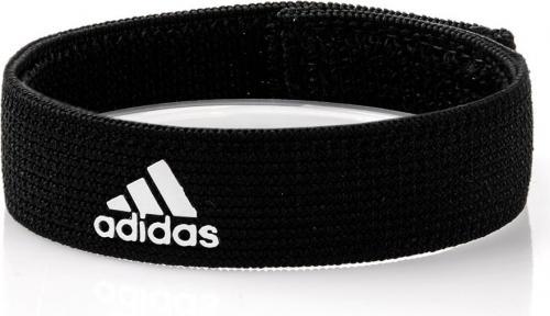 Adidas Opaska Podtrzymująca Getry szer. 2 cm czarno-biała