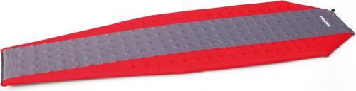 Rockland Mata samopompująca Sarcophagus 3 czerwono-szara (153)