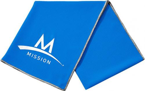 Mission Ręcznik Enduracool Lrg Towel Techknit, Blue International (107165IN-BLUE)