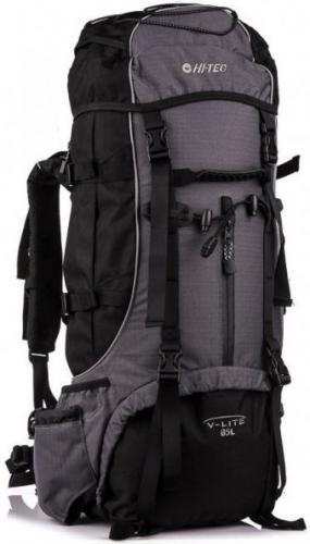 Hi-tec Plecak ALHAMBRA V-LITE 65L DARK GREY/BLACK