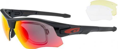 Goggle Okulary przeciwsłoneczne Czarne  (E640-1R)