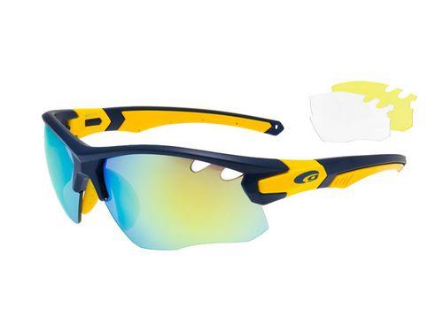 Goggle Okulary przeciwsłoneczne Goggle - E858-4