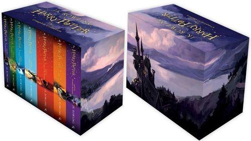 Harry Potter 1-7 BR Pakiet (Duddle) w.2016 - 217381