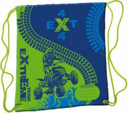 Starpak Worek na ramię Extreme niebiesko-zielony (372843)