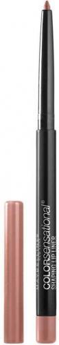 Maybelline  Color Sensational Shaping Lip Liner konturówka do ust 10 Nude Whisper 0.28g