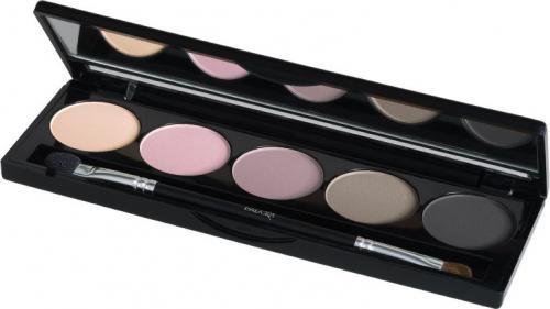 IsaDora Eye Shadow Palette paleta 5 cieni do powiek 59 Creamy Nudes 7,5g