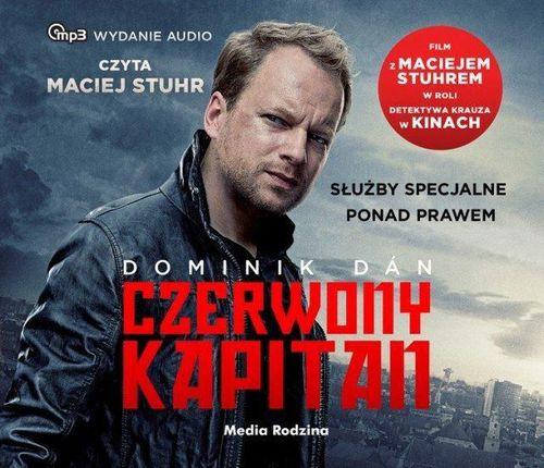 Czerwony kapitan Audiobook - 209473