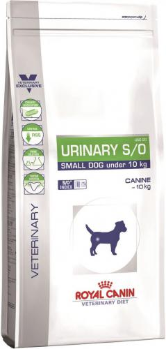 Royal Canin Urinary Small Dog 4kg