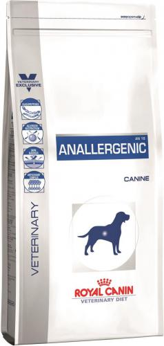 Royal Canin VD Dog Anallergenic 8 kg