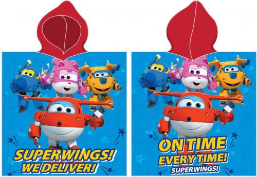 CARBOTEX Super Wings poncho  50x100cm