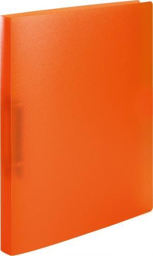 Segregator Herma 2-ringowy A4 25mm pomarańczowy (19162)