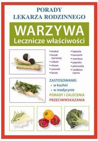 LITERAT Porady lek. rodzinnego. Warzywa Lecznicze...nr92 - 201683