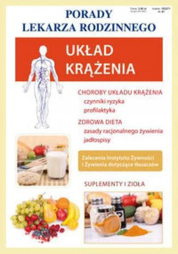 Porady lek. rodzinnego. Układ krążenia Nr 47 - 119008