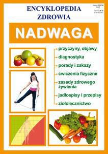 LITERAT Encyklopedia zdrowia - Nadwaga - 171275