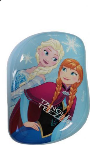Tangle Teezer Compact Styler Frozen - Szczotka do włosów z Elsą i Anną