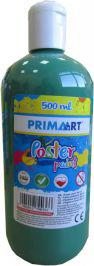 PRIMART Farba plakatowa 500ml zielona