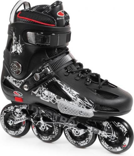 SMJ sport Rolki Urban MZS507 czarne r. 42 (8671)
