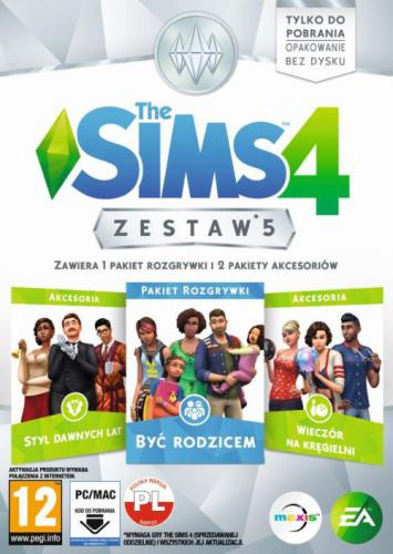 Sims 4 Zestaw 5