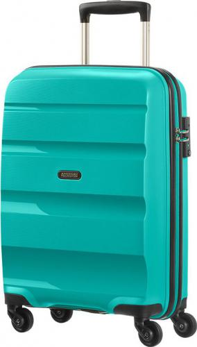 Samsonite Walizka Bon Air Spinner S turkusowa (85A-31-001)