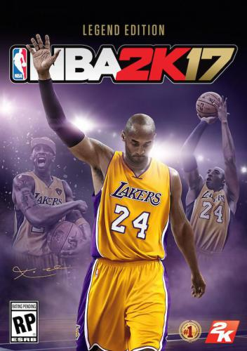 NBA 2K17 - Legend Edition, ESD (809685)