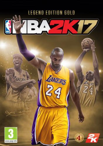 NBA 2K17 - Legend Edition Gold, ESD (809693)