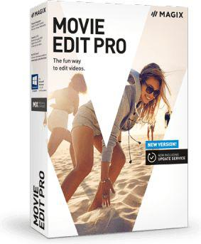 Magix Movie Edit Pro 2016, ESD, Win (803560)