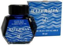 Waterman Atrament 50 ml niebieski