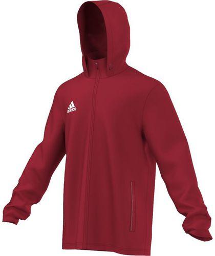 Adidas Kurtka piłkarska Core 15 czerwona r. S (S22278)