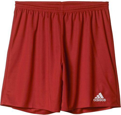 Adidas Spodenki piłkarskie Parma 16 Junior czerwone r. 116 (AJ5881)
