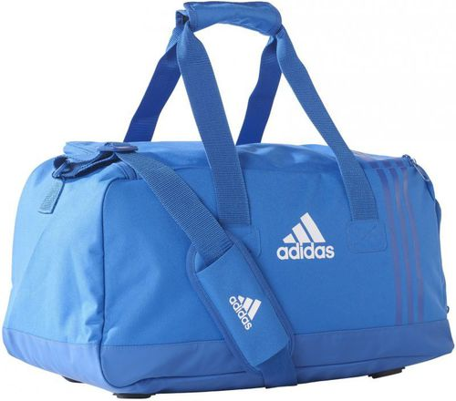 87b7496146127 Adidas Torba sportowa Tiro Team Bag Small 30 Blue Bold Blue White (BS4746