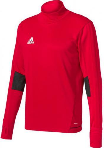 Adidas Bluza Tiro 17 Czerwona, Rozmiar S (BQ2732*S) ID produktu: 1360455