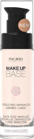 Verona INGRID Make Up Base Baza pod makijaż redukująca zmarszczki  30ml