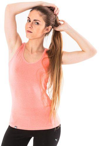 4f Koszulka damska pomarańczowa r. S H4L17-TSD001