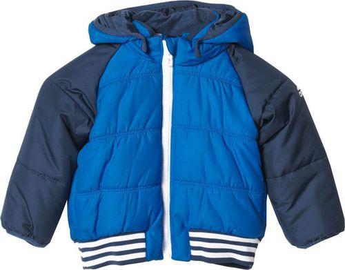 Adidas Kurtka adidas Padded Boys Jacket Kids AY6773 - AY6773*74