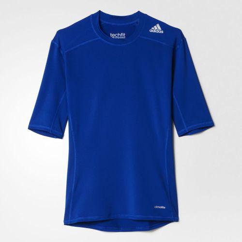 116ef7938b0a4 Adidas Koszulka męska Techfit Base Tee niebieska r. S (AJ4971) w ...