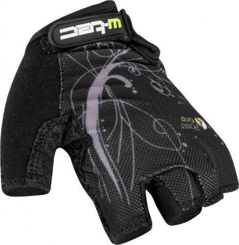 W-TEC Damskie rękawiczki rowerowe Dusky Rozmiar L