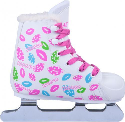 Action Dziecięce łyżwy zimowe  Twing r. 30 kolorowe - 10940-30