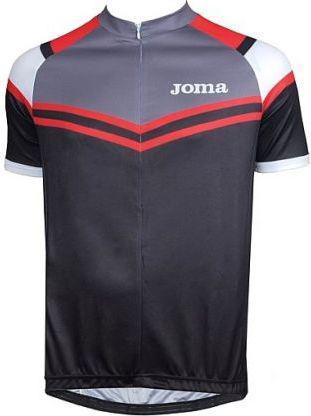 Joma sport Koszulka rowerowa Joma czarna  r. S (4780)