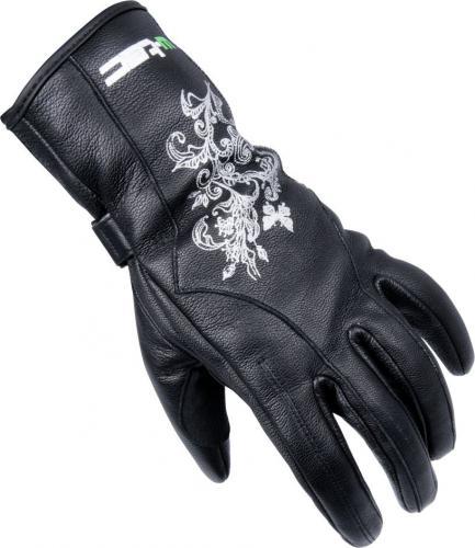 W-TEC Rękawice motocyklowe damskie Natali Czarny r. XL (11387-XL)