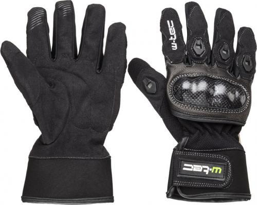 W-TEC Rękawice motocyklowe NF-4138 czarne r. S (12130)