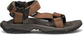 TEVA Sandały M'S Terra Fi Lite Leather brązowe 42 (1012072-BRN-9)