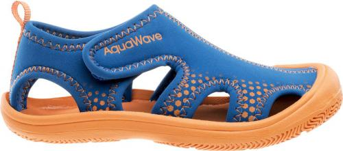 AquaWave Sandały dziecięce Trune Kids Lake Blue/Orange r. 24