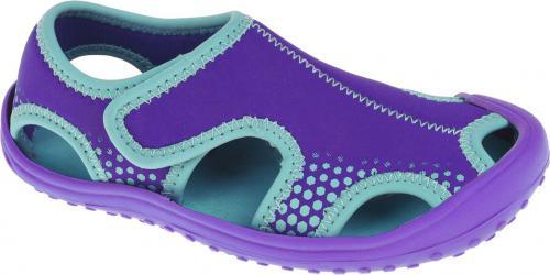 AquaWave Sandały dziecięce Trune Kids Sky Blue/Purple r. 22