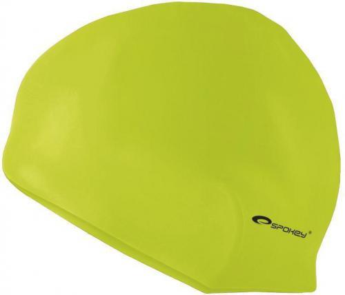 Spokey Czepek pływacki SUMMER żółty (85348)
