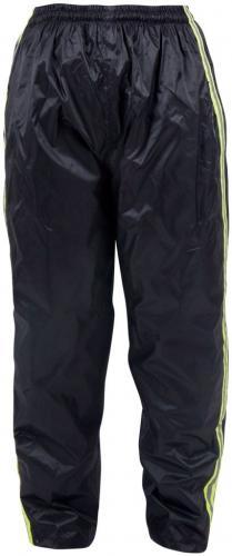 W-TEC Spodnie motocyklowe Rainy czarno-żółte r. 2XL  (9514)