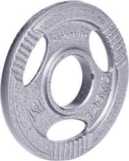 inSPORTline Obciążenie olimpijskie stalowe Hamerton 1,25kg - 12701