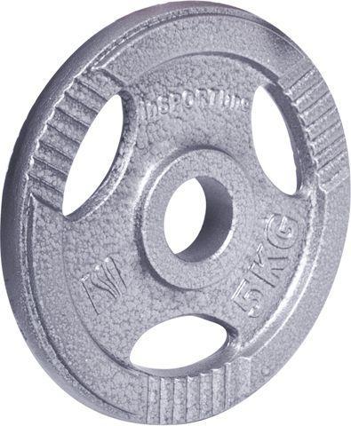 inSPORTline Obciążenie stalowe Hamerton 5kg 30mm - 12710