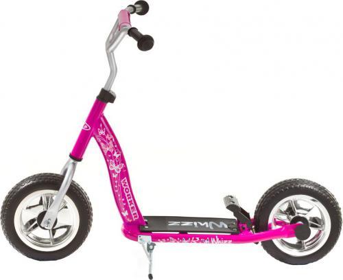 WORKER Hulajnoga dziecięca różowa Whizz 100 dla dziewczynki